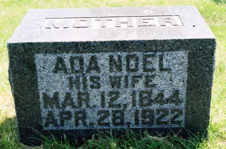 NOEL BAILEY, ADA - Tazewell County, Illinois | ADA NOEL BAILEY - Illinois Gravestone Photos