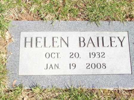 BAILEY, HELEN - Tazewell County, Illinois   HELEN BAILEY - Illinois Gravestone Photos