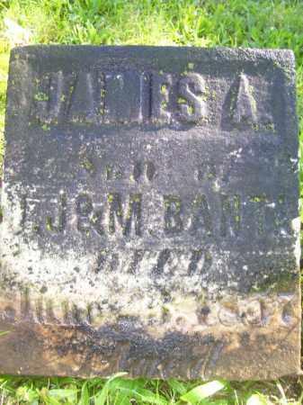 BANTA, JAMES A - Tazewell County, Illinois | JAMES A BANTA - Illinois Gravestone Photos