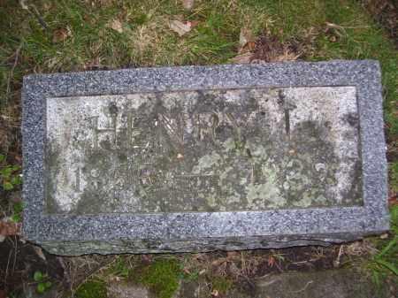 BLUMENSHINE, HENRY L - Tazewell County, Illinois | HENRY L BLUMENSHINE - Illinois Gravestone Photos