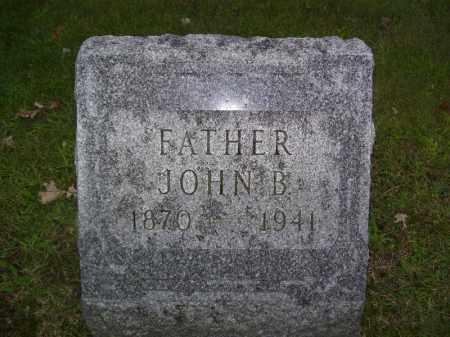 BLUMENSHINE, JOHN B - Tazewell County, Illinois | JOHN B BLUMENSHINE - Illinois Gravestone Photos