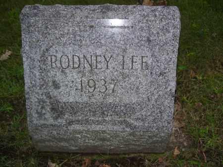 BLUMENSHINE, RODNEY LEE - Tazewell County, Illinois | RODNEY LEE BLUMENSHINE - Illinois Gravestone Photos