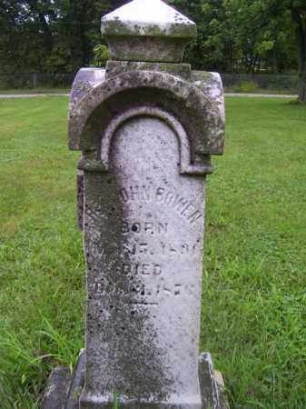 BOWEN, JOHN - Tazewell County, Illinois   JOHN BOWEN - Illinois Gravestone Photos
