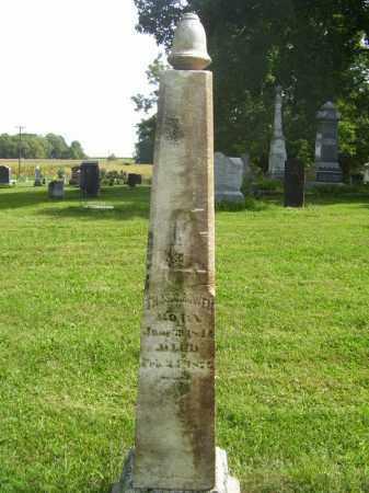 BOWEN, THOMAS C - Tazewell County, Illinois | THOMAS C BOWEN - Illinois Gravestone Photos