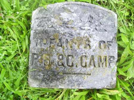 CAMP, INFANTS - Tazewell County, Illinois | INFANTS CAMP - Illinois Gravestone Photos