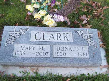 CLARK, MARY M - Tazewell County, Illinois | MARY M CLARK - Illinois Gravestone Photos