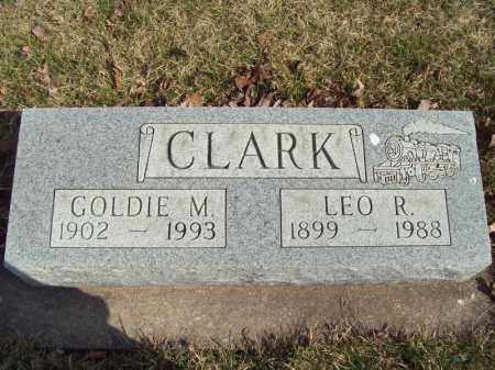 CLARK, GOLDIE M - Tazewell County, Illinois   GOLDIE M CLARK - Illinois Gravestone Photos