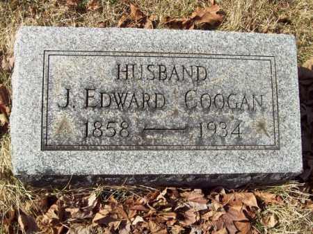 COOGAN, J EDWARD - Tazewell County, Illinois   J EDWARD COOGAN - Illinois Gravestone Photos