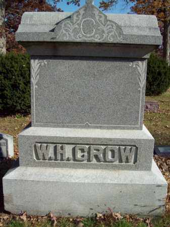 CROW, FAMILY MONUMENT - Tazewell County, Illinois | FAMILY MONUMENT CROW - Illinois Gravestone Photos