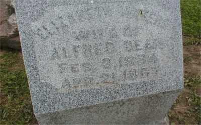 WATERS DEAN, ELIZABETH - Tazewell County, Illinois | ELIZABETH WATERS DEAN - Illinois Gravestone Photos