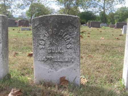 DIRKS, SGT UDO - Tazewell County, Illinois | SGT UDO DIRKS - Illinois Gravestone Photos
