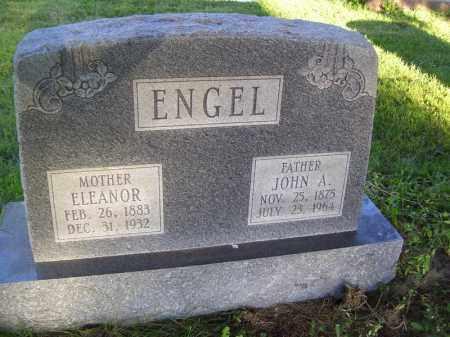 ENGEL, JOHN A - Tazewell County, Illinois | JOHN A ENGEL - Illinois Gravestone Photos