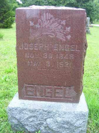 ENGEL, JOSEPH - Tazewell County, Illinois | JOSEPH ENGEL - Illinois Gravestone Photos