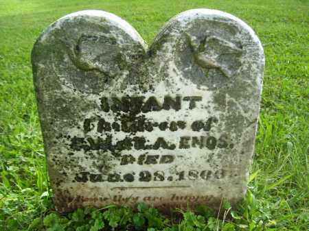 ENOS, INFANTS - Tazewell County, Illinois | INFANTS ENOS - Illinois Gravestone Photos