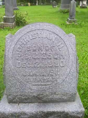ESCH, CHRISTIAN H - Tazewell County, Illinois   CHRISTIAN H ESCH - Illinois Gravestone Photos