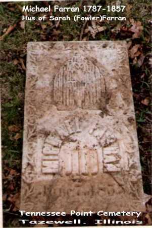 FARRAN, MICHAEL - Tazewell County, Illinois | MICHAEL FARRAN - Illinois Gravestone Photos