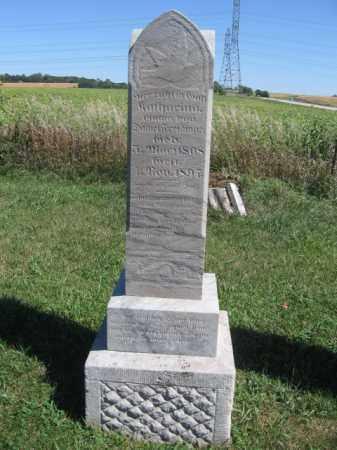 FREIDINGER, KATHARINA - Tazewell County, Illinois | KATHARINA FREIDINGER - Illinois Gravestone Photos