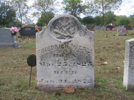 FRIEDRICH, WERLI? - Tazewell County, Illinois | WERLI? FRIEDRICH - Illinois Gravestone Photos