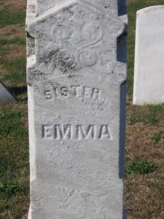 FULLER, EMMA - Tazewell County, Illinois | EMMA FULLER - Illinois Gravestone Photos