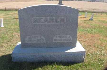 GEAREN, FRANK - Tazewell County, Illinois   FRANK GEAREN - Illinois Gravestone Photos
