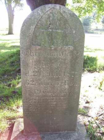 GERBER, CHRISTIAN - Tazewell County, Illinois | CHRISTIAN GERBER - Illinois Gravestone Photos