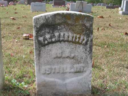 HARRISON, W C - Tazewell County, Illinois | W C HARRISON - Illinois Gravestone Photos