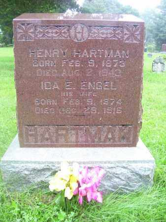 HARTMAN, HENRY - Tazewell County, Illinois | HENRY HARTMAN - Illinois Gravestone Photos