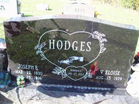 HODGES, JOSEPH E - Tazewell County, Illinois   JOSEPH E HODGES - Illinois Gravestone Photos