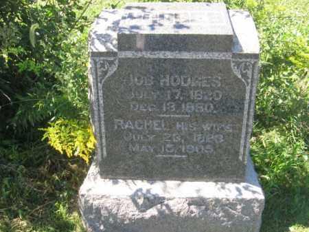 HODGES, JOB - Tazewell County, Illinois | JOB HODGES - Illinois Gravestone Photos