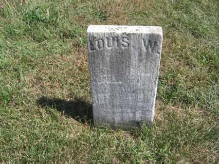 HODGSON, LOUIS - Tazewell County, Illinois | LOUIS HODGSON - Illinois Gravestone Photos