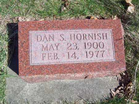HORNISH, DAN S - Tazewell County, Illinois | DAN S HORNISH - Illinois Gravestone Photos