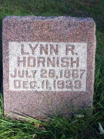 HORNISH, LYNN R - Tazewell County, Illinois | LYNN R HORNISH - Illinois Gravestone Photos