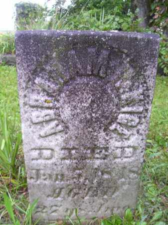 KICE, ABRAHAM - Tazewell County, Illinois | ABRAHAM KICE - Illinois Gravestone Photos