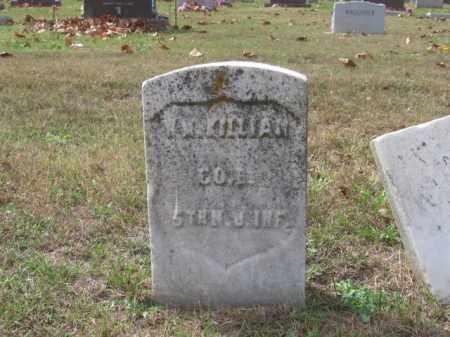 KILLIAN, WM - Tazewell County, Illinois | WM KILLIAN - Illinois Gravestone Photos