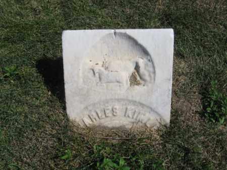 KIMLER, CHARLES - Tazewell County, Illinois | CHARLES KIMLER - Illinois Gravestone Photos