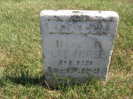 KIMLER, REBECCA - Tazewell County, Illinois   REBECCA KIMLER - Illinois Gravestone Photos