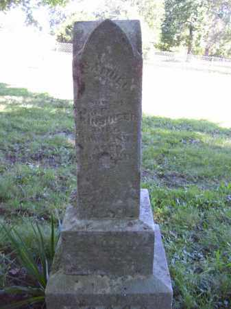 KINSINGER, SAMUEL - Tazewell County, Illinois | SAMUEL KINSINGER - Illinois Gravestone Photos