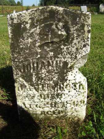 LIMROTH, JOHANNA - Tazewell County, Illinois | JOHANNA LIMROTH - Illinois Gravestone Photos