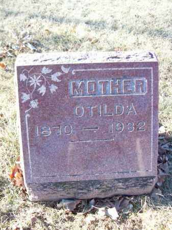 MULLER, OTILDA - Tazewell County, Illinois | OTILDA MULLER - Illinois Gravestone Photos