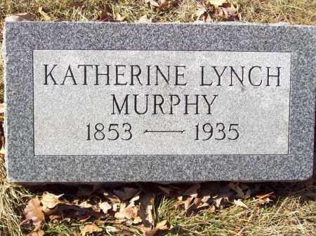 MURPHY, KATHERINE LYNCH - Tazewell County, Illinois   KATHERINE LYNCH MURPHY - Illinois Gravestone Photos