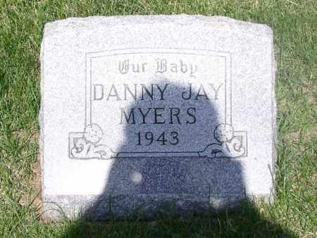 MYERS, DANIEL  JAY - Tazewell County, Illinois | DANIEL  JAY MYERS - Illinois Gravestone Photos