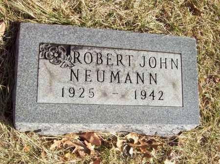 NEUMANN, ROBERT JOHN - Tazewell County, Illinois   ROBERT JOHN NEUMANN - Illinois Gravestone Photos
