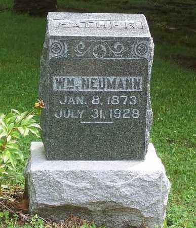 NEUMANN, WILLIAM - Tazewell County, Illinois | WILLIAM NEUMANN - Illinois Gravestone Photos