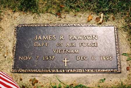 PAWSON, JAMES R. - Tazewell County, Illinois | JAMES R. PAWSON - Illinois Gravestone Photos