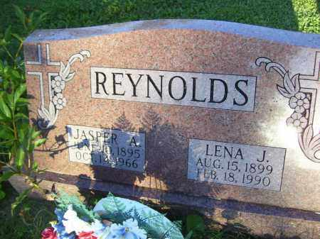 REYNOLDS, LENA J - Tazewell County, Illinois | LENA J REYNOLDS - Illinois Gravestone Photos