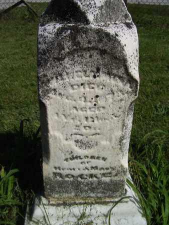 ROCKE, CHILDREN - Tazewell County, Illinois | CHILDREN ROCKE - Illinois Gravestone Photos