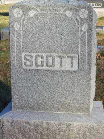 SCOTT, EMERSON FAMILY MONUMENT - Tazewell County, Illinois | EMERSON FAMILY MONUMENT SCOTT - Illinois Gravestone Photos