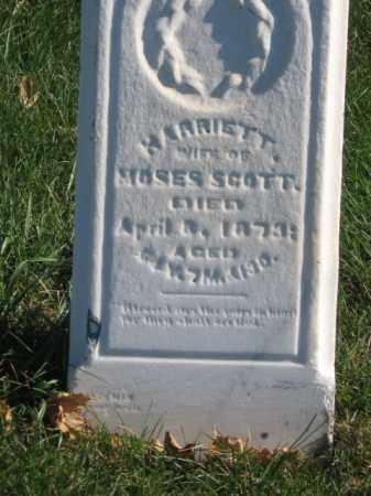 SCOTT, HARRIET - Tazewell County, Illinois | HARRIET SCOTT - Illinois Gravestone Photos