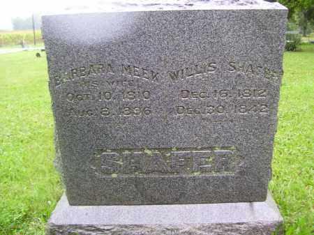 SHAFER, BARBARA - Tazewell County, Illinois | BARBARA SHAFER - Illinois Gravestone Photos