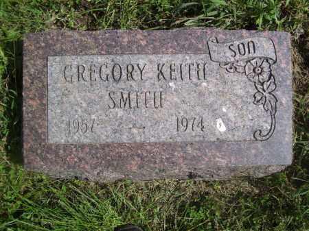 SMITH, GREGORY KEITH - Tazewell County, Illinois   GREGORY KEITH SMITH - Illinois Gravestone Photos